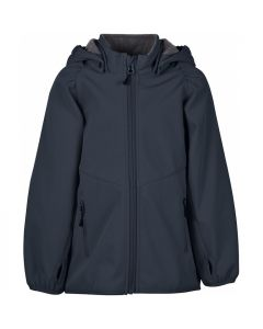 Jakke -Softshell - Blue Nights - Mikk-Line