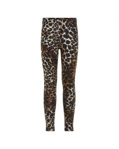 leggings - Leopard - Brun - The new