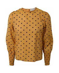 Top m. prikker - Orange/sort - Hound