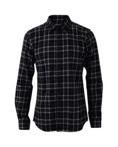 Skjorte - tern - sort/grå - Dreng - Hound