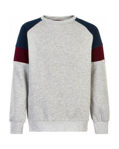 Nomo Sweatshirt - Grå - Dreng - The new.