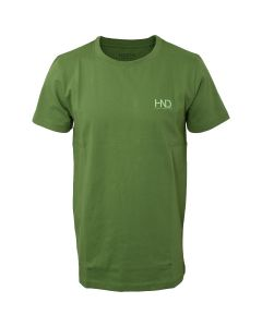 T-shirt, HND logo - Grøn - Hound.