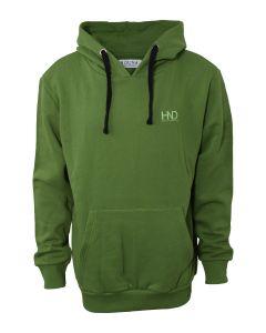 Hoodie - HND logo - Grøn - Hound