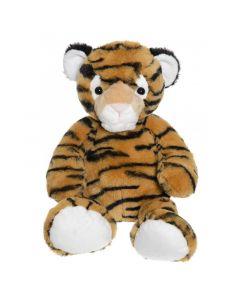 Tiger, Lysebrun/Sort - Teddykompaniet
