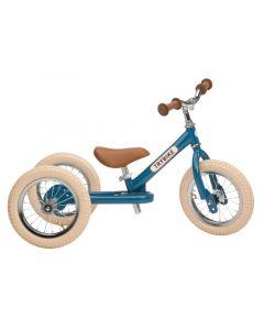 Løbecykel, 3 hjul, Vintage blue - Trybike