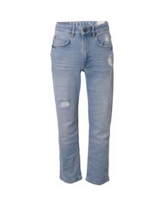 Jeans, wide - Lys denim - Dreng - Hound