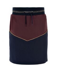 Nederdel - Bordeaux, Navy - The New.