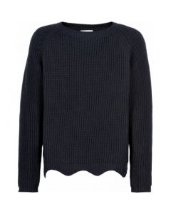 Sweater - Olly - Navy - The new