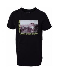 T-shirt, city - Sort - Dreng - Hound