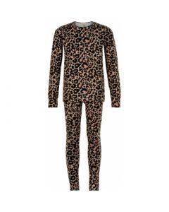 Natsæt - Leopard, fersken - The New