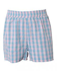 Shorts, ternet - Rosa, blå - Hound