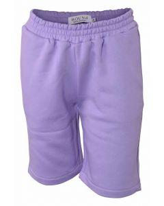 Shorts, sweat, lange - Lilla - Hound