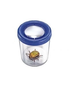 Insekt glas - Blå - Magni