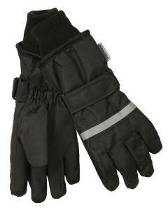 Handsker, Thinsulate - Sort - Unisex - Mikk-Line