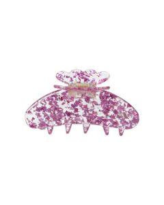 ASTA Hårklemme – Confetti Pink - By stær.
