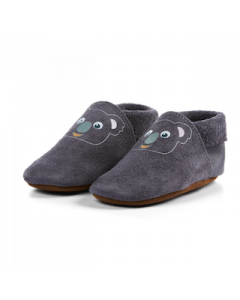 Sutsko, læder - Grå - Koala - Affenzahn