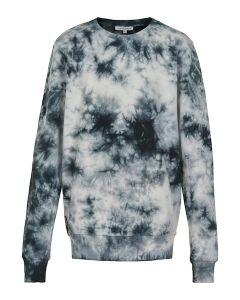 Sweatshirt, Tie dye - Grå - Cost:bart.