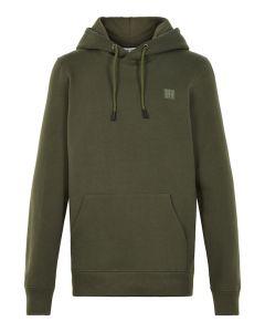 Hoodie - Khaki grøn - Cost:bart
