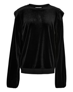 Sweatshirt, Paris - Sort - Cost:bart