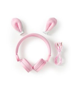 Høretelefoner, Kidyears - Rabbit Rose - KIDYWOLF