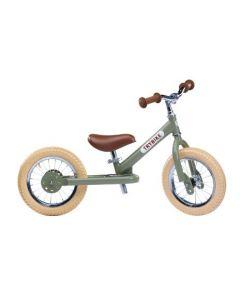 Løbecykel, Vintage Grøn