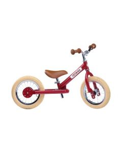 Løbecykel, Vintage rød - Trybike