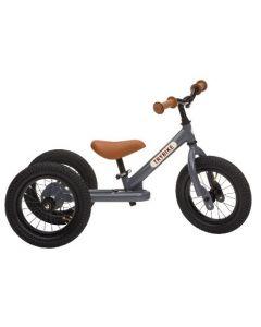 Løbecykel, 3 hjul, Antracite grey - Trybike