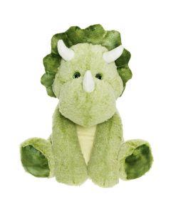 Dino, siddende, stor - Teddykompaniet