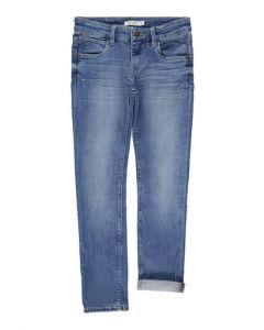 Jeans, Robin - Blue denim - Name it.