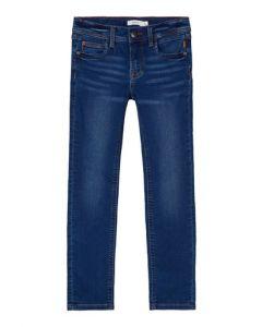 Jeans, Theo - Blå denim - Name it.