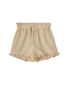 Shorts, blomster - Beige - Name it.