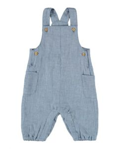 Overall, Danny - Lys denim - Name it.