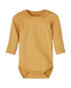Body, Fina - Spruce yellow - Name it.