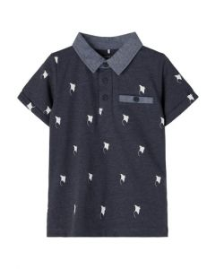 Polo, T-shirt - Rokker - Navy - Name it.