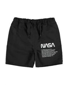 Badeshorts, NASA - Sort - LMTD