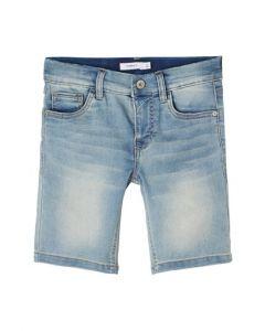 Shorts, Theo - Lys denim - Name it.