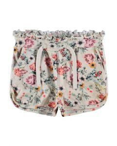 Shorts, Josse - Blomster - Name It