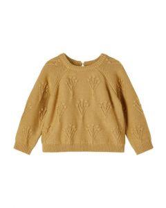Sweater, strik - Rubina, midi - Antelope - Lil' Atelier