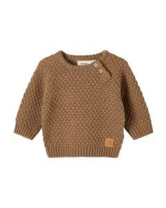Sweater m. dutter, Strik - Otter - Lil' Atelier