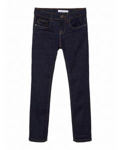 Jeans - Mørk denim - Dreng - Name it.