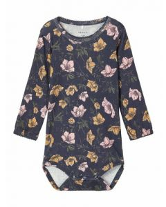 Body, sabbie - Navy, blomster - Name it.
