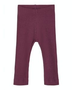 Leggings - Italian plum - Name it