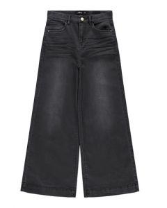 Bukser, Vide - Sort denim - LMTD