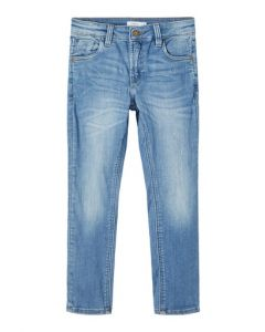 Jeans, Tartys 1461 - Light Blue Denim - Name It