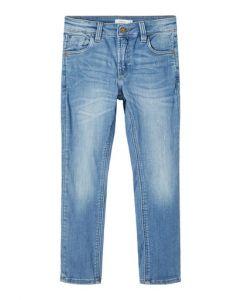 Jeans, Tartys 1461 - Light Blue Denim - Name It