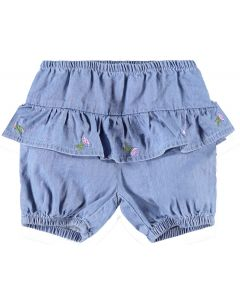 Bloomers - Denim - Pige - Name It