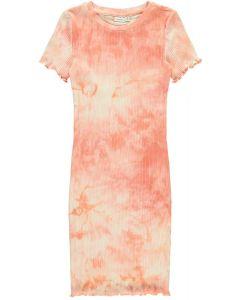 Kjole, batik - Coral - Name it.