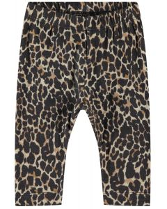 Legging - Brun leo - Name it.