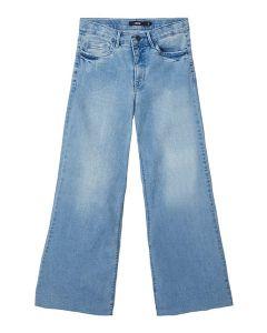 Jeans, wide - Lys denim - LMTD