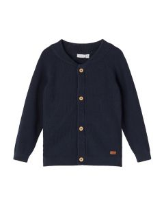 Cardigan, Fanhan - Navy - Name it.